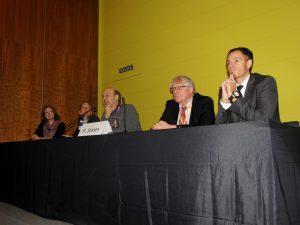 Mesa debate Eurogin 2015