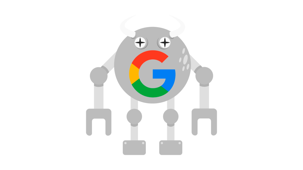Robot google