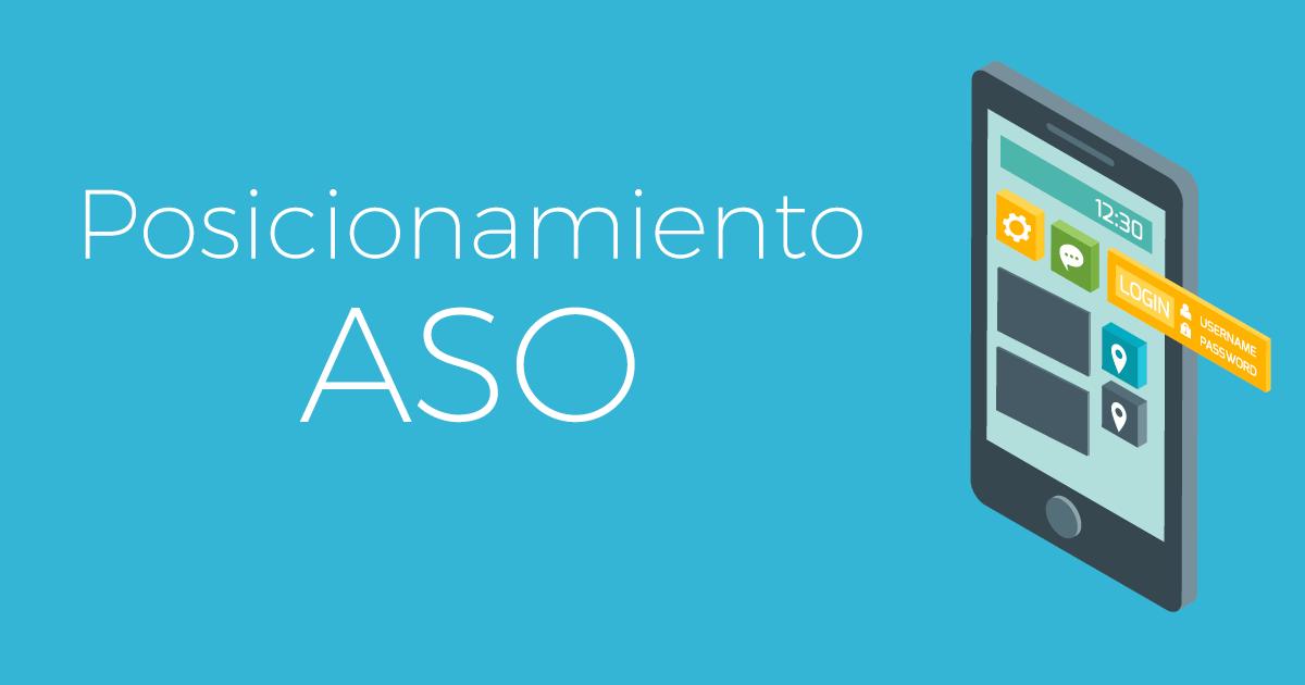 Posicionamiento ASO para aplicaciones