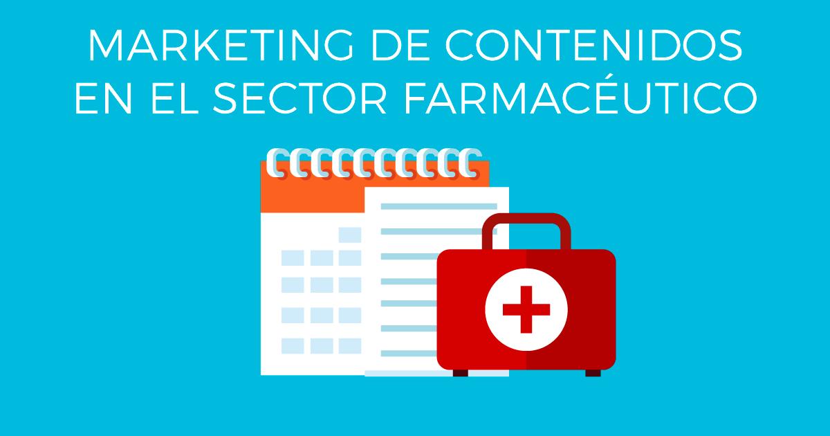 marketing de contenidos en el sector farmaceutico