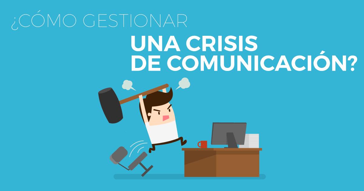 Gestión de crisis de comunicación