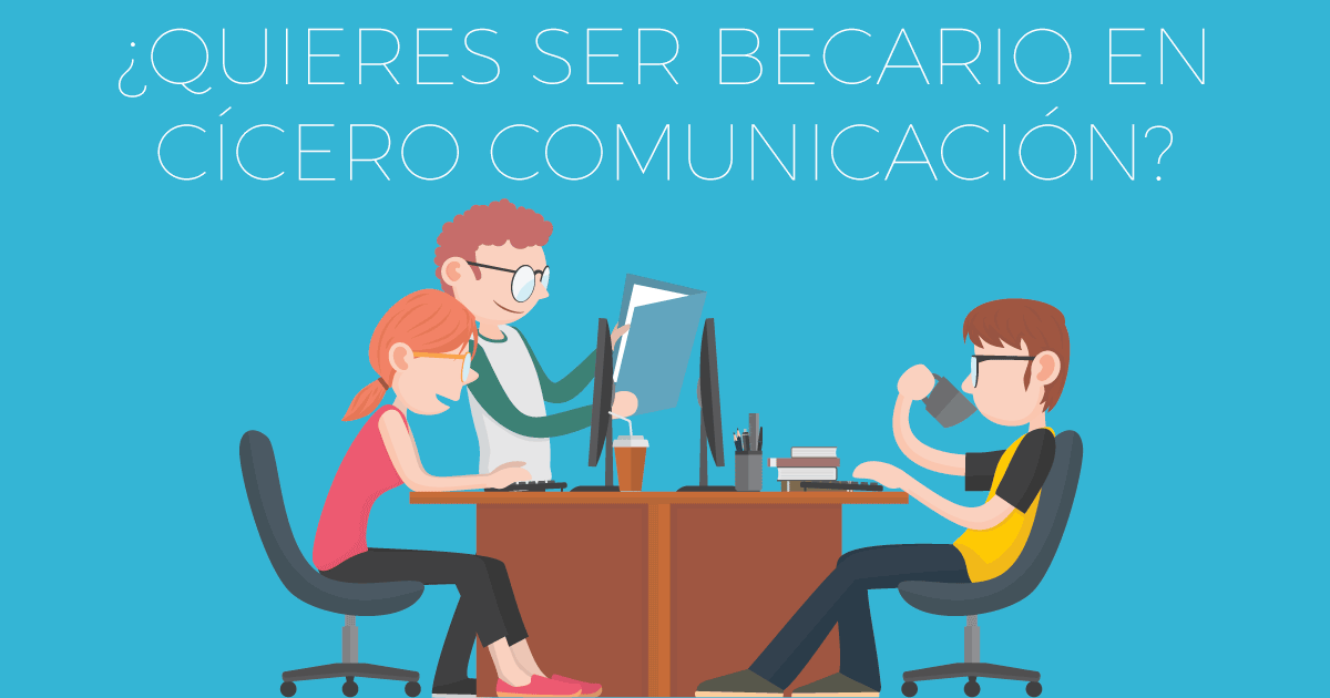 becario marketing digital