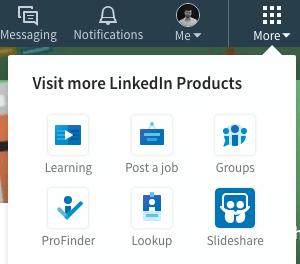 Servicios de LinkedIn