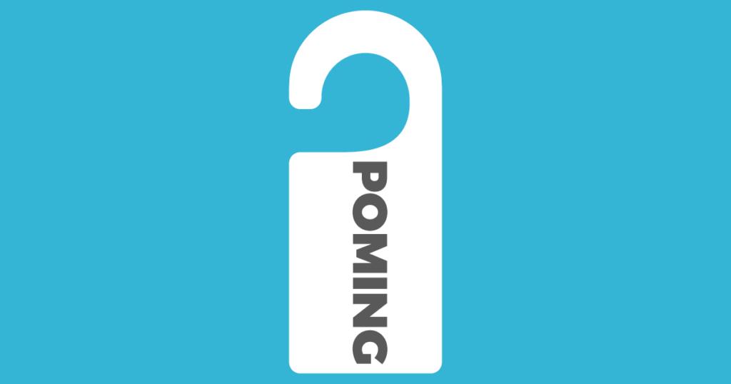 Qu es el poming c cero comunicaci n - Pomos para puertas de cocina ...
