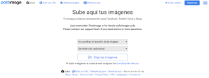 Postimage como subir imagenes gratis