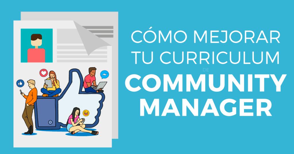 Curriculum community manager