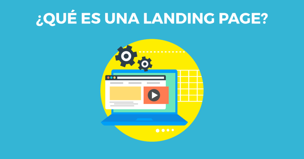 ¿Qué es una landing page?