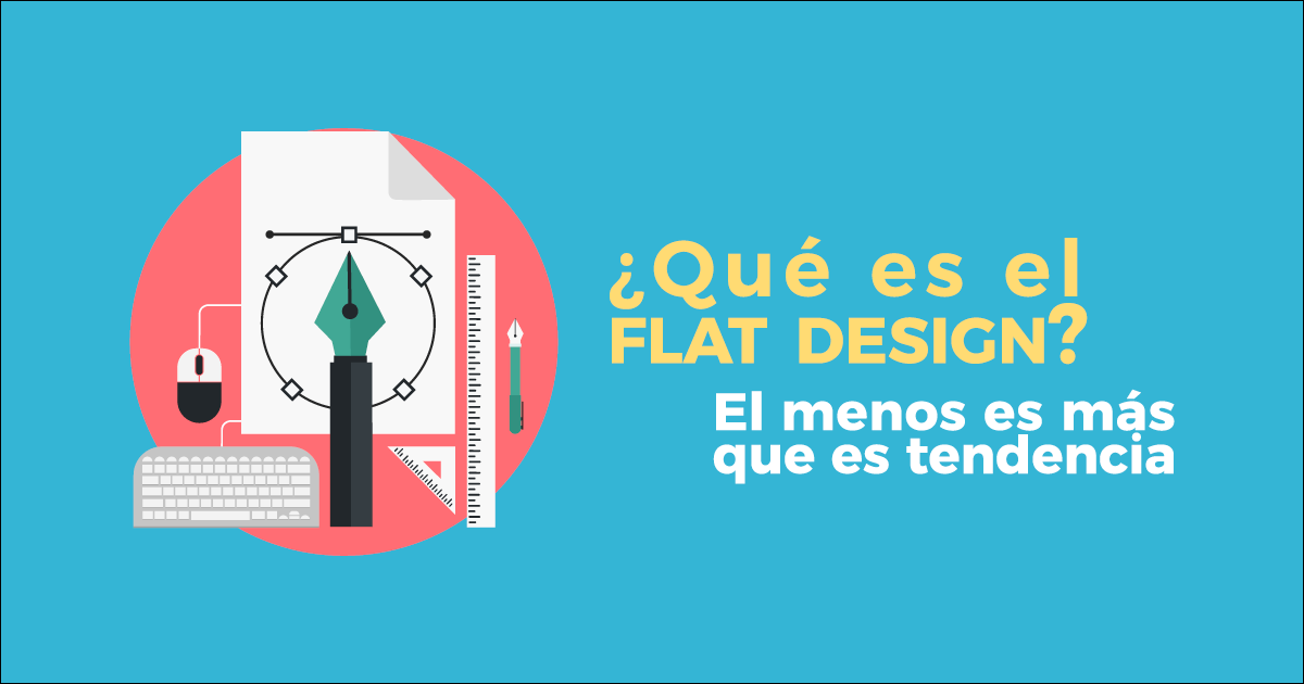 Que-es-el-Flat-design-tendencia