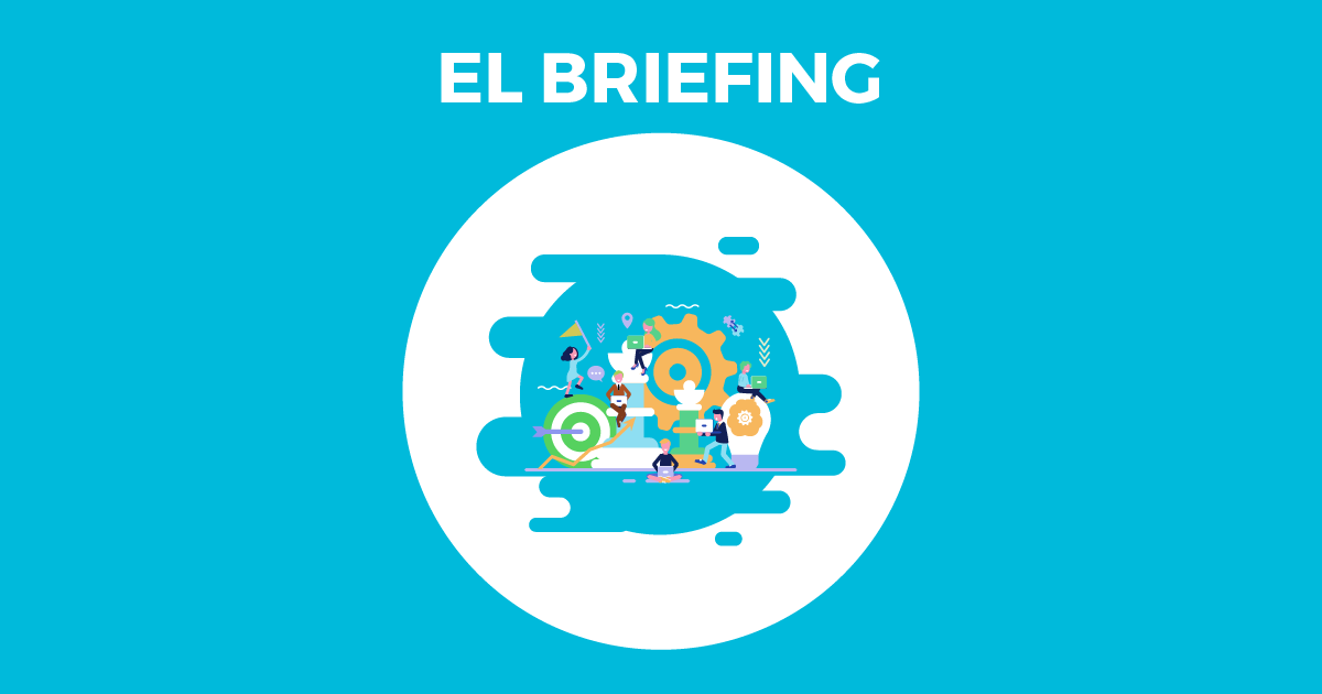 El brief o briefing